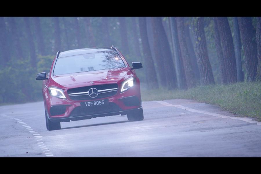 Mercedes-Benz Malaysia X Nicol David