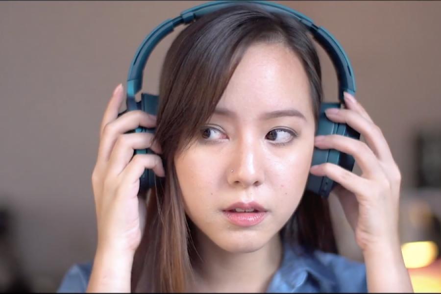 Sony Hear Headphone TVC / OVC