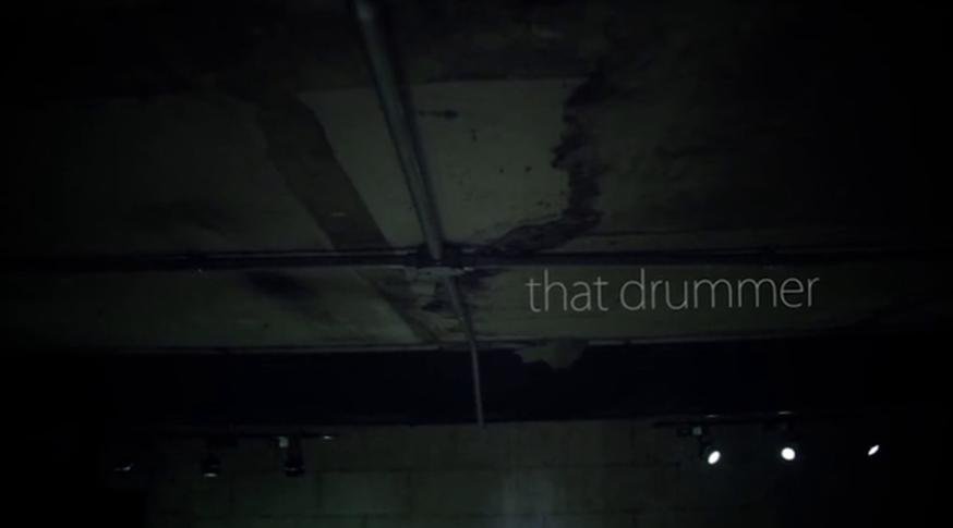 that drummer