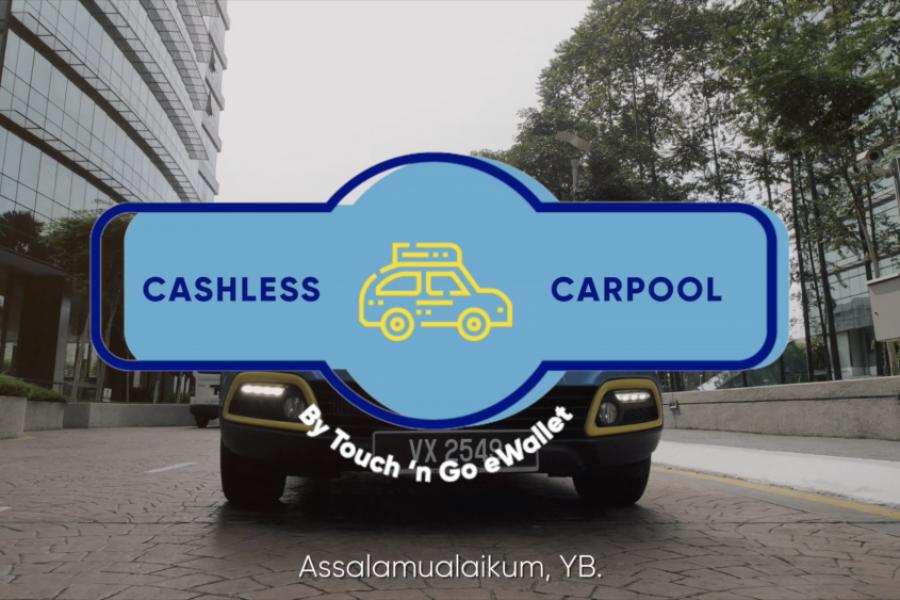 Touch n' Go – Cashless Carpool