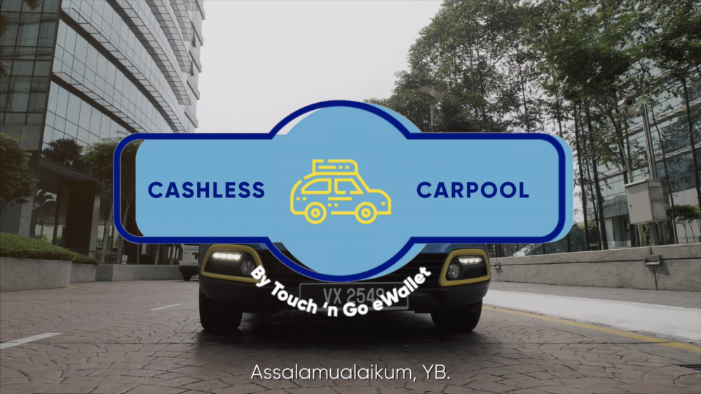 Touch n' Go – Cashless Carpool